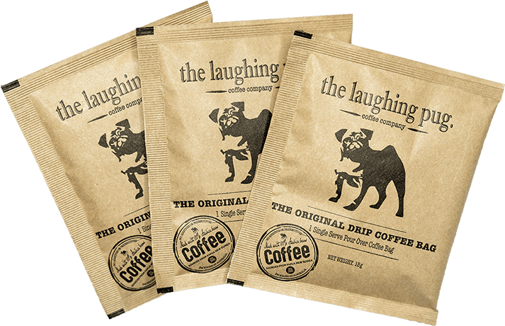 The Original Drip Bag Coffee With Organic Filters